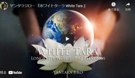 ヤンタラジロー 『ホワイトターラ White Tara 』